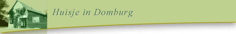 Huisje in Domburg